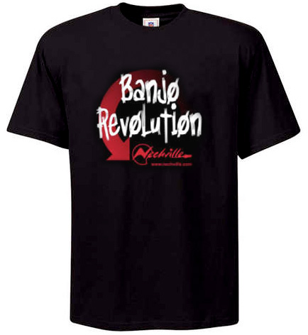 Banjo Rev T-Shirt